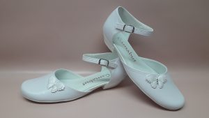 208 Białe buty komunijne dla dziewczynki