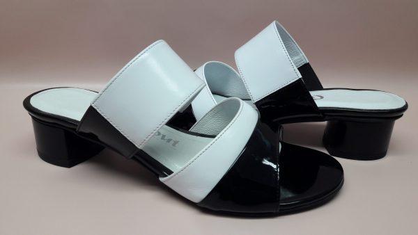 648 czarny/biały